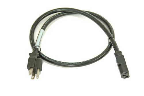 Heavy duty equipment power cord