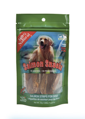 Snack 21 Salmon Snacks for dogs