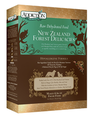 Addiction New Zealand Forest Delicacies