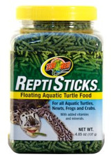 Zoo Med ReptiSticks - Floating Aquatic Turtle Food