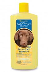 Groomer's Blend Flea & Tick Shampoo