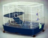 Maqnum Cat Cage w/ Platform MAQF21