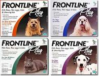 Frontline Plus Spot-On 6-Pack