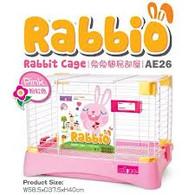 Alice Rabbio Rabbit Cage