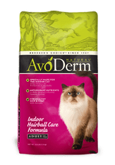 AvoDerm Indoor Hairball Control Cat Dry Formula