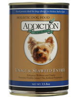 Addiction Unagi & Seaweed Dog Canned