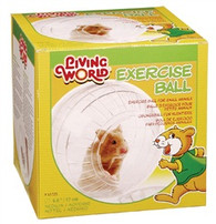 Rock and Roll Hamster Exercise Ball Medium with Stand