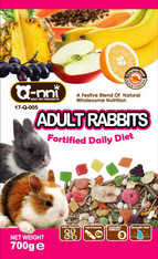 WP Adult Rabbit Fortified Daily Diet