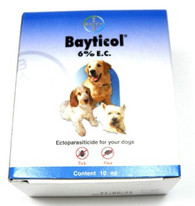 Bayticol 6% Fleas & Ticks Wash