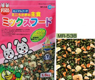 Marukan Mini Rabbit Main Mix