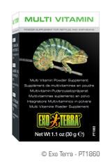 Exoterra Reptiles Multi-vitamins
