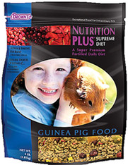 Nutrition Plus Supreme Guinea Pig