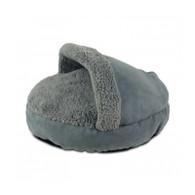 All For Paws Snuggle Bed for cats (Grey)