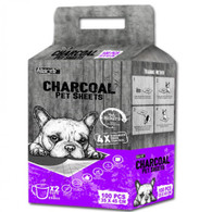 Absorb Charcoal Pet Sheets 100pcs (35x45cm)