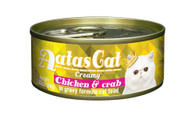 Aatas Cat Creamy Chicken & Crab in Gravy