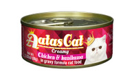 Aatas Cat Chicken & Kanikama in Gravy