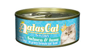 Aatas Cat Salmon & Tuna in Gravy