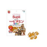 Marukan Minimal Supplement Vitamin Jelly Tropical Flavoured