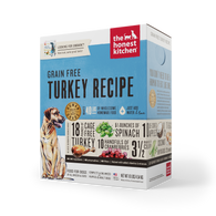 The Honest Kitchen - Dehydrated Grain-Free Turkey Recipe (Embark)