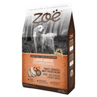 Zoe - Large Breed Turkey, Chickpea & Sweet Potato