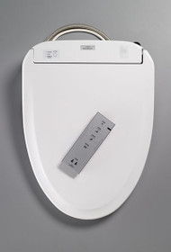 Toto S350E Washlet  - (Round or Elongated) Cotton White or Sedona Beige
