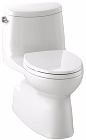 Carlyle® II One-Piece Toilet, 1.28 GPF, Elongated Bowl