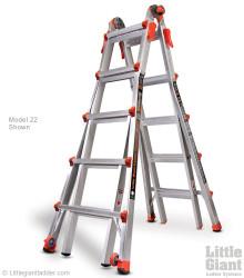 Velocity Ladder-17'