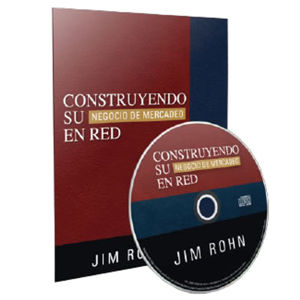 Construyendo su Negocio de Mercadeo en Red de Audio CD por Jim Rohn (Spanish)