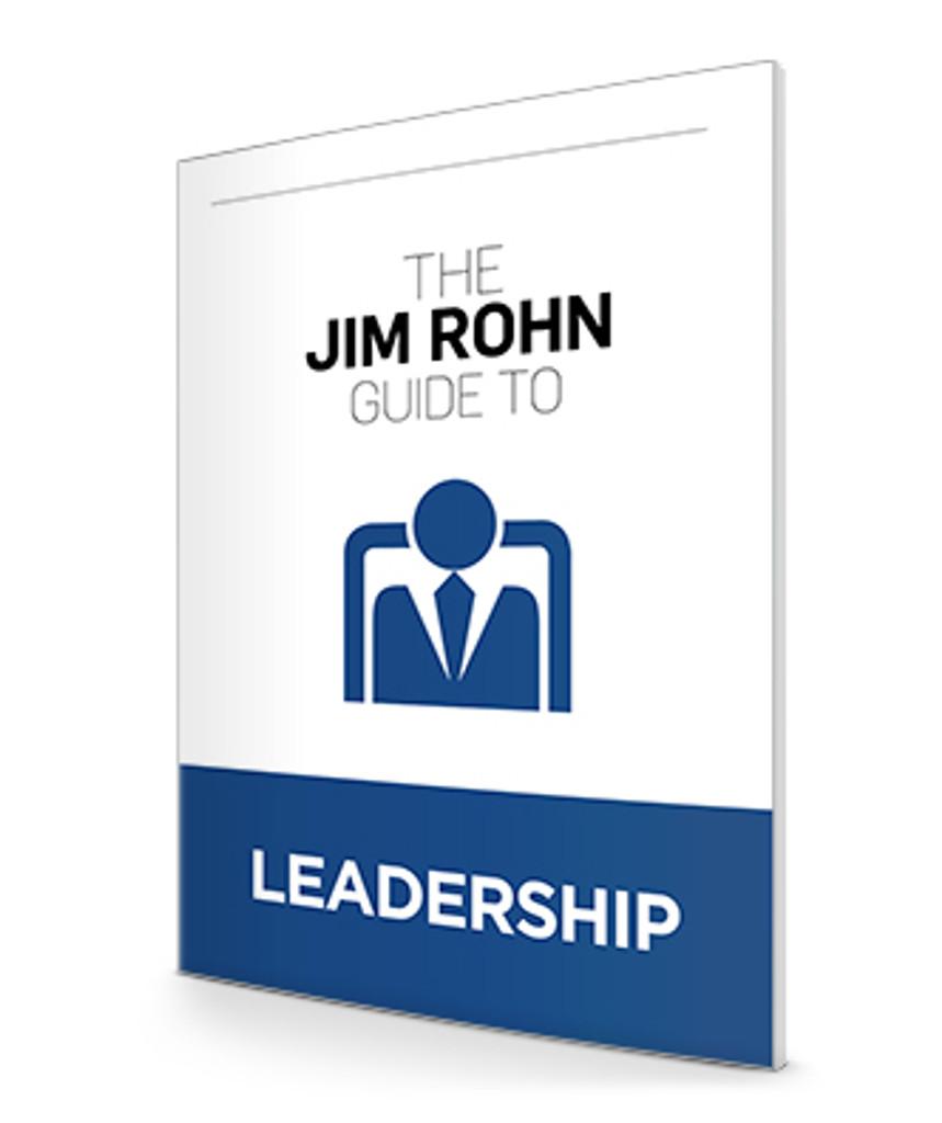 The Jim Rohn Guide to Leadership