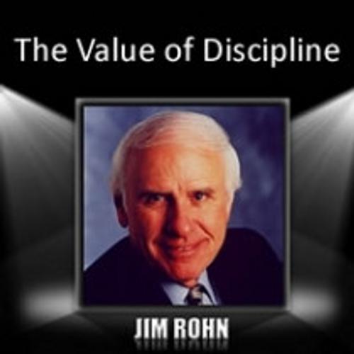The Value of Discipline MP3 Audio by Jim Rohn