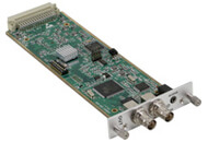 Dual SDI Output Card with De-embedded Audio and SDI Loopout