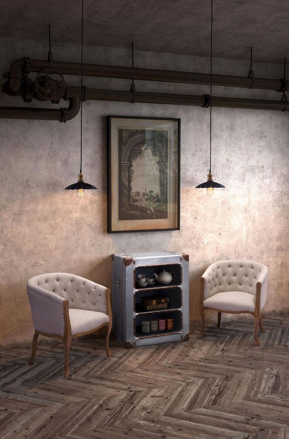 hamilton ceiling lamp
