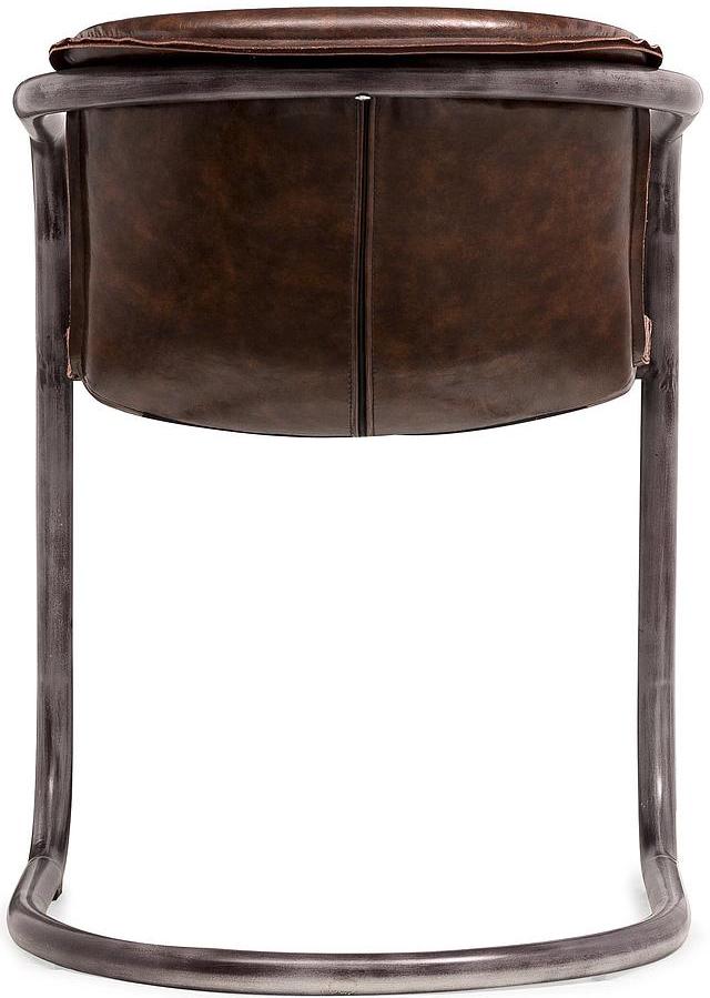 antonio cognac chair 3