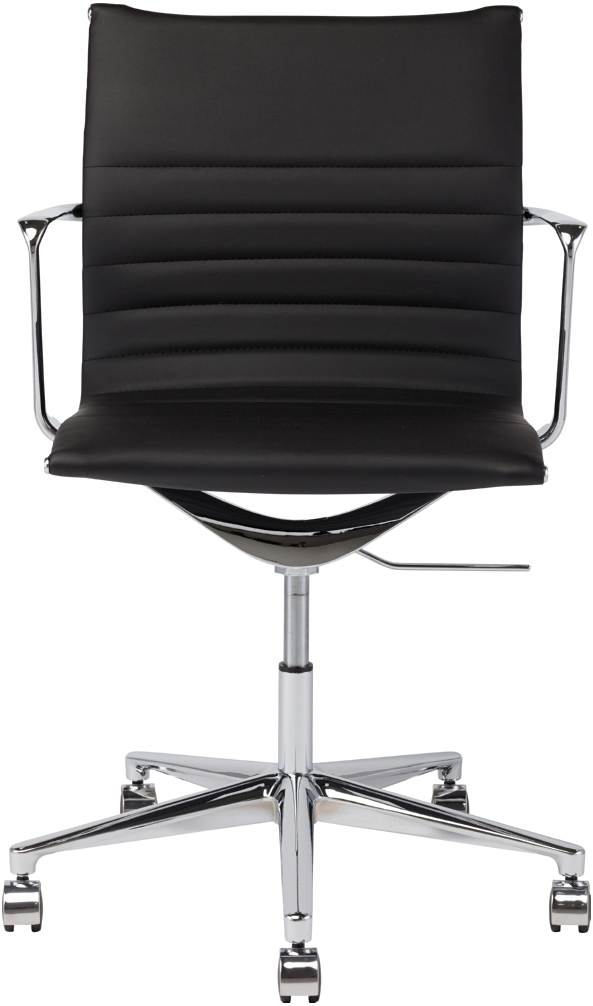 the antonio office chair in black