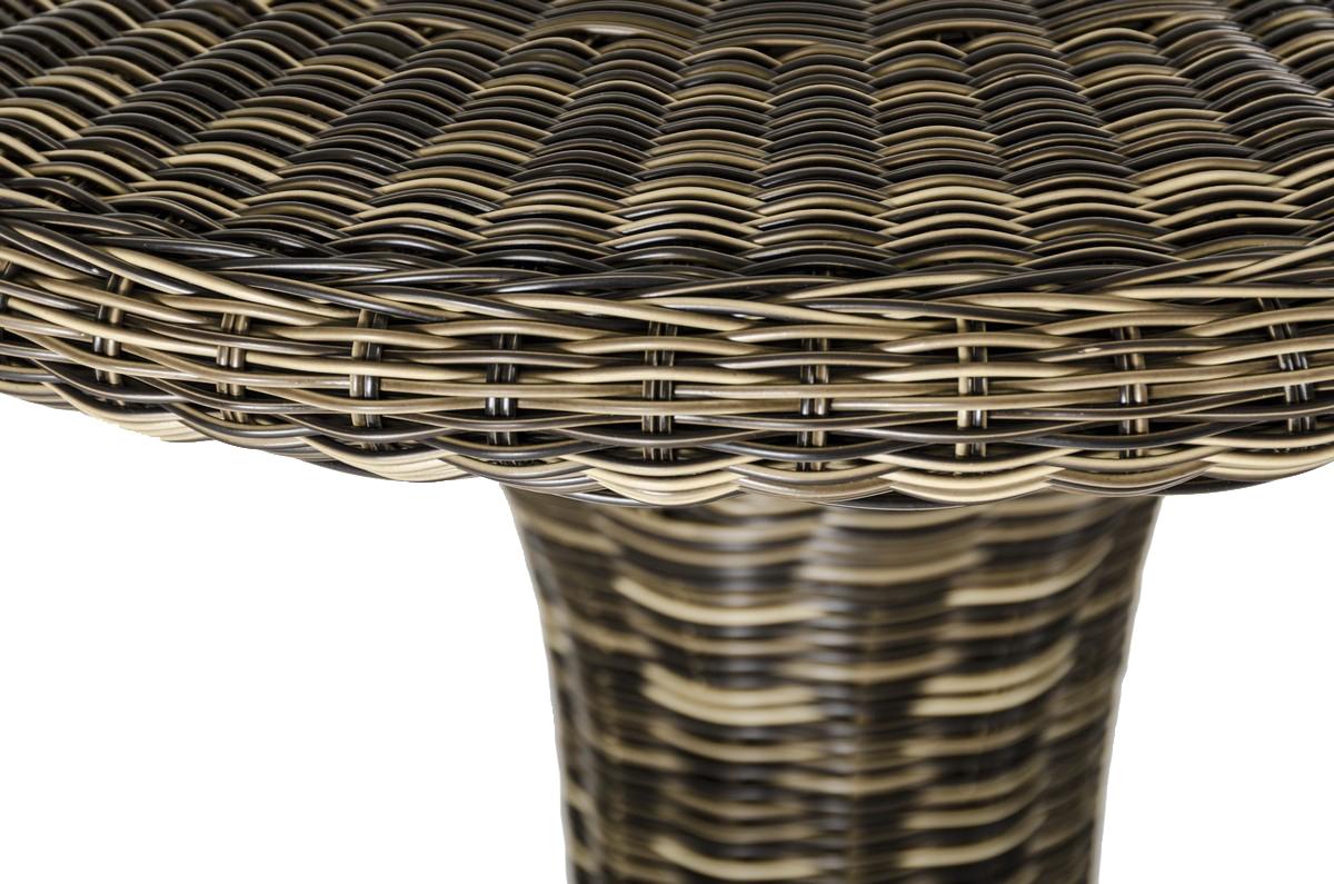 low priced bar table rattan