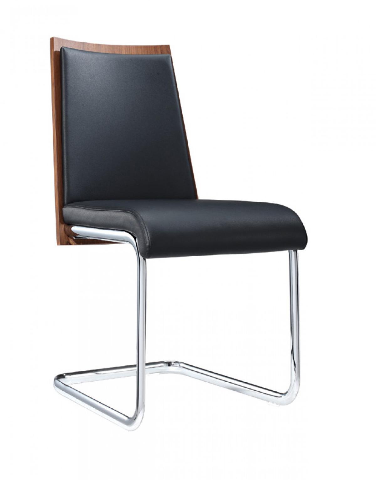 Brand new Milo Black modern Dining Chair available at AdvancedInteriorDesigns.com