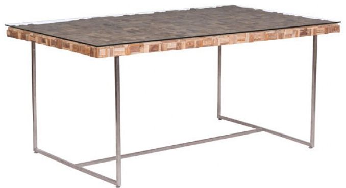 zuo collage dining table