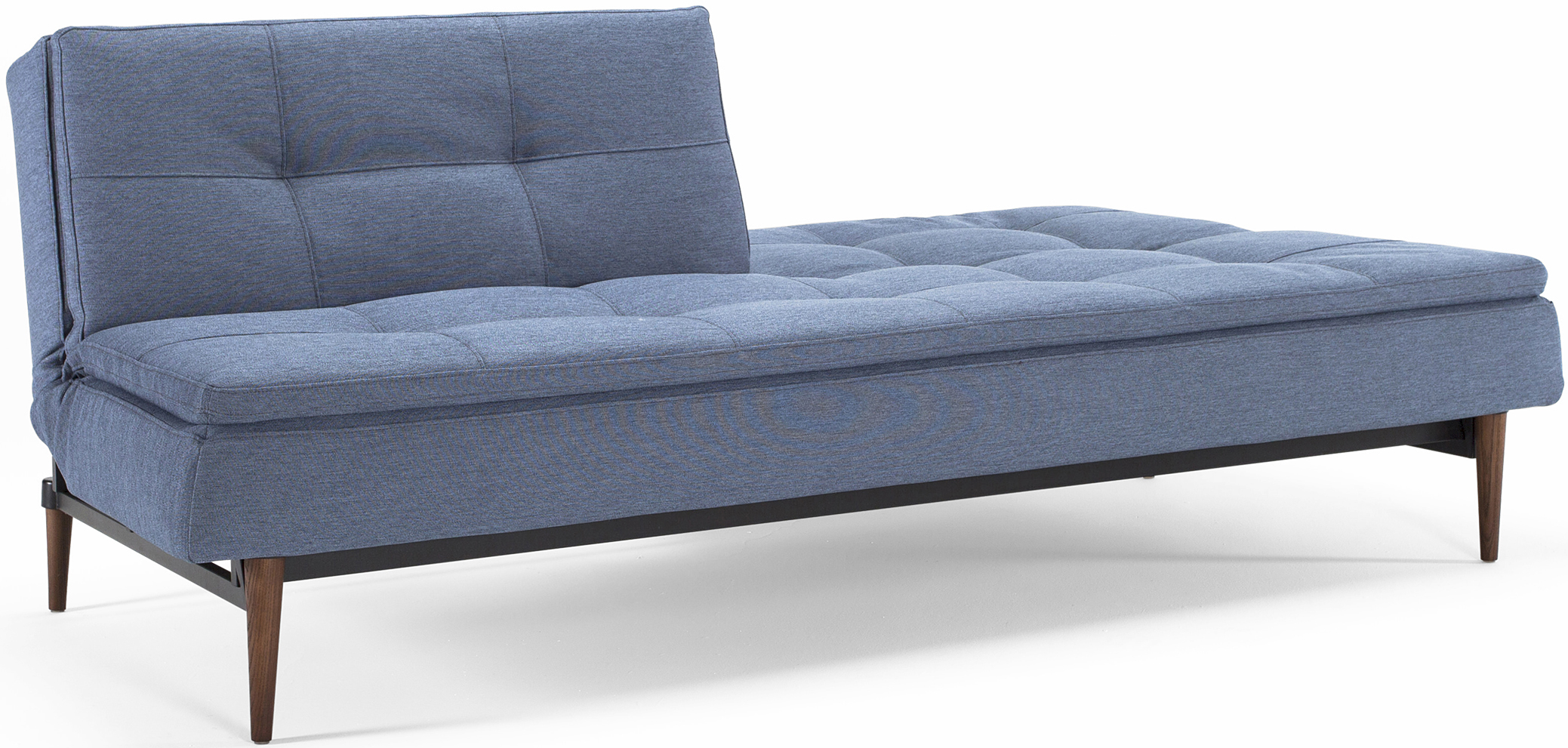 the dublexo sofa in indigo blue