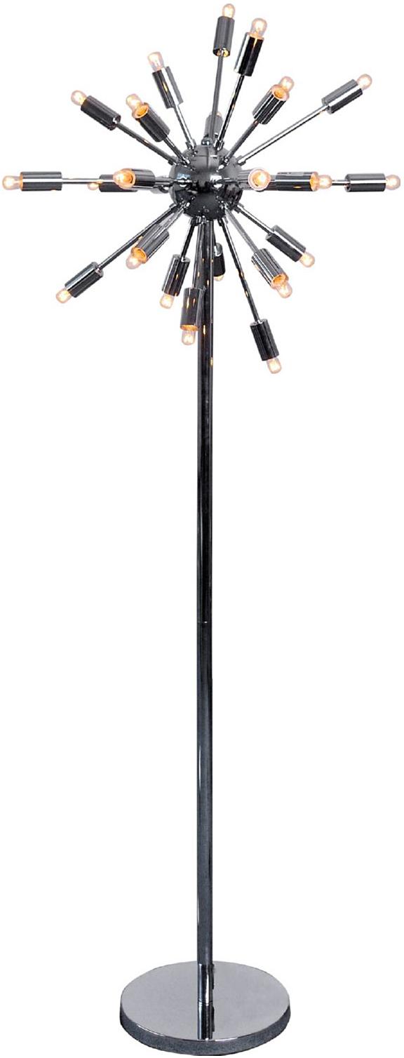 Retro Floor Lamp Shades >> Sputnik Floor Lamp | Retro Style Floor Lamp