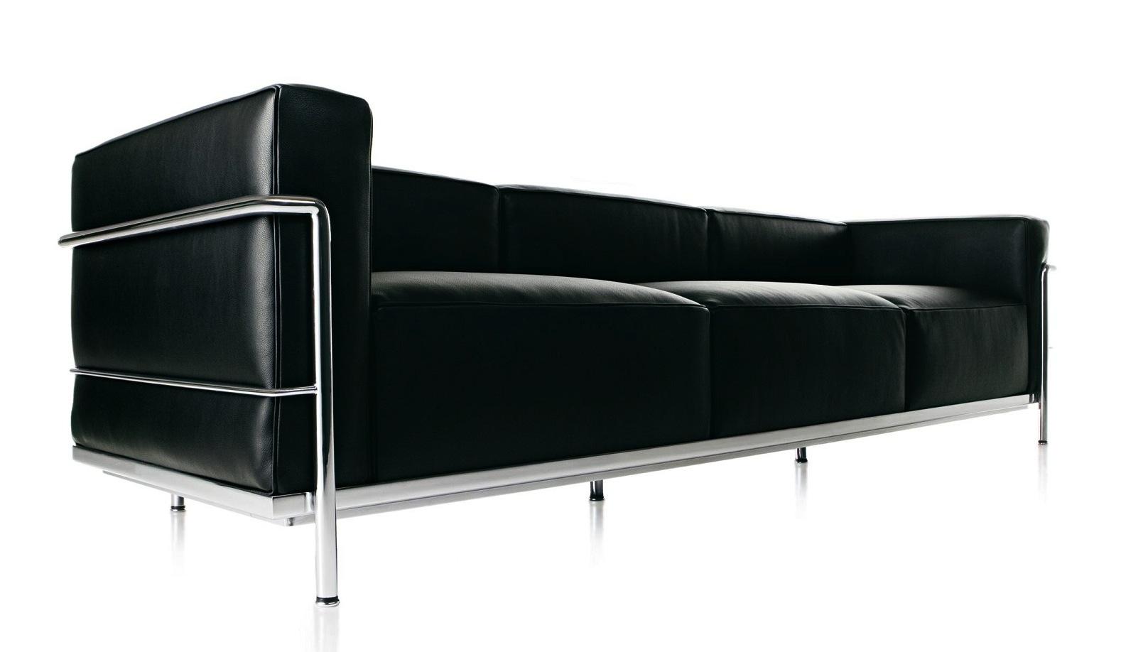 Corbusier Sofa Lc3 Blog Avie