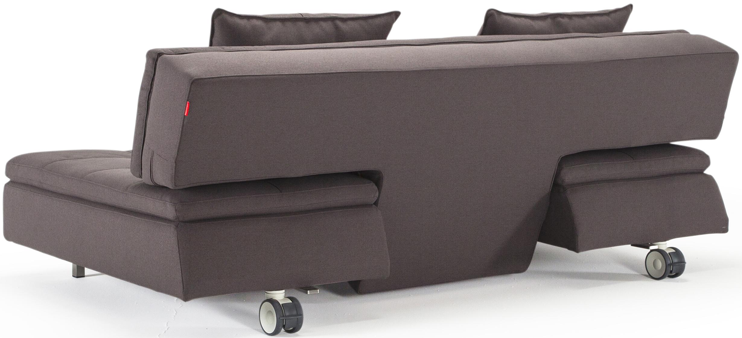 innovation long horn dual sofa