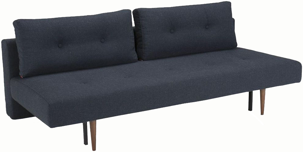 the recast plus sofa in nist blue