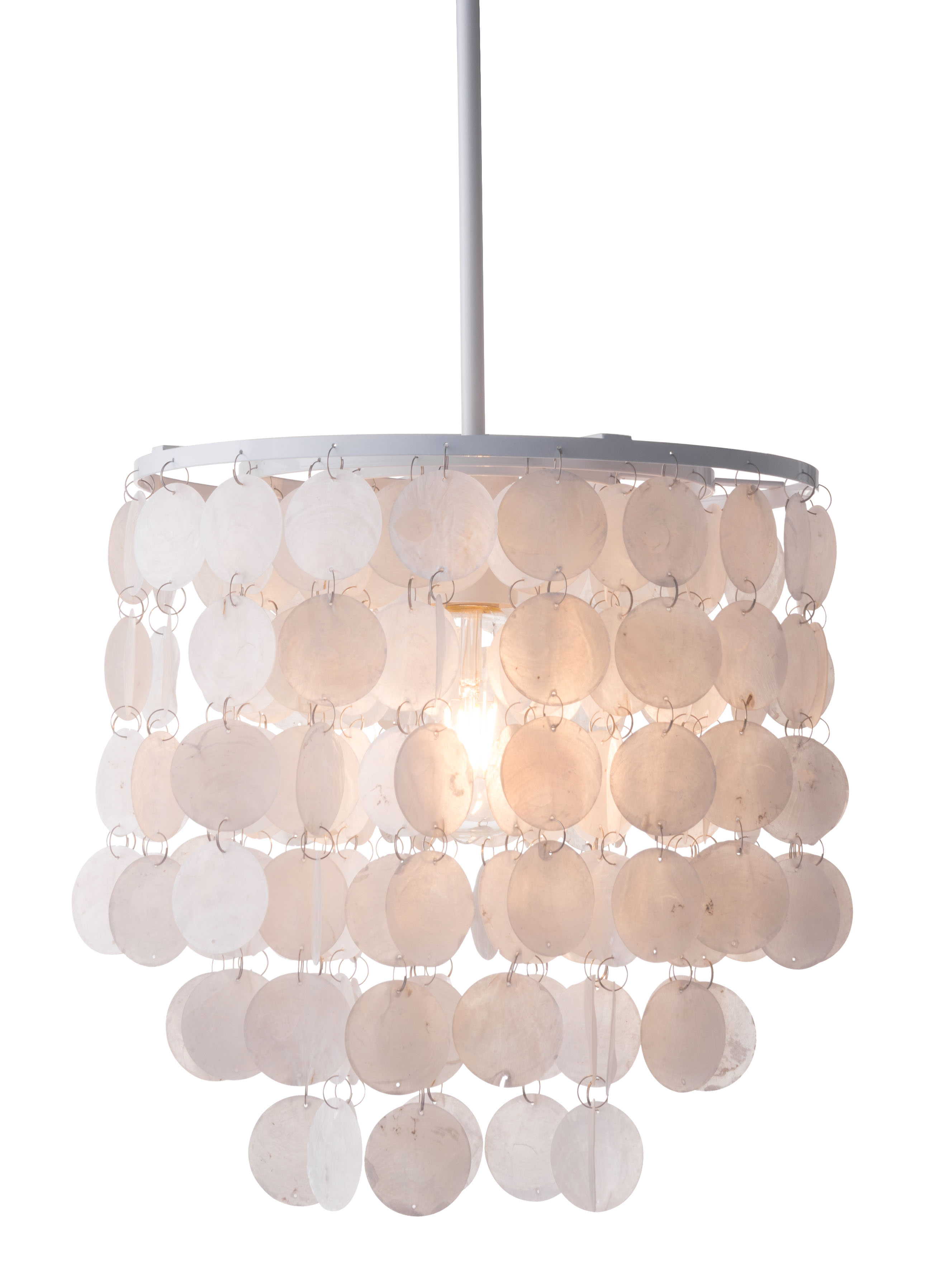 low priced shell lamp