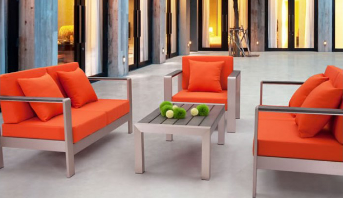 find a deal on an outdoor coffee table set