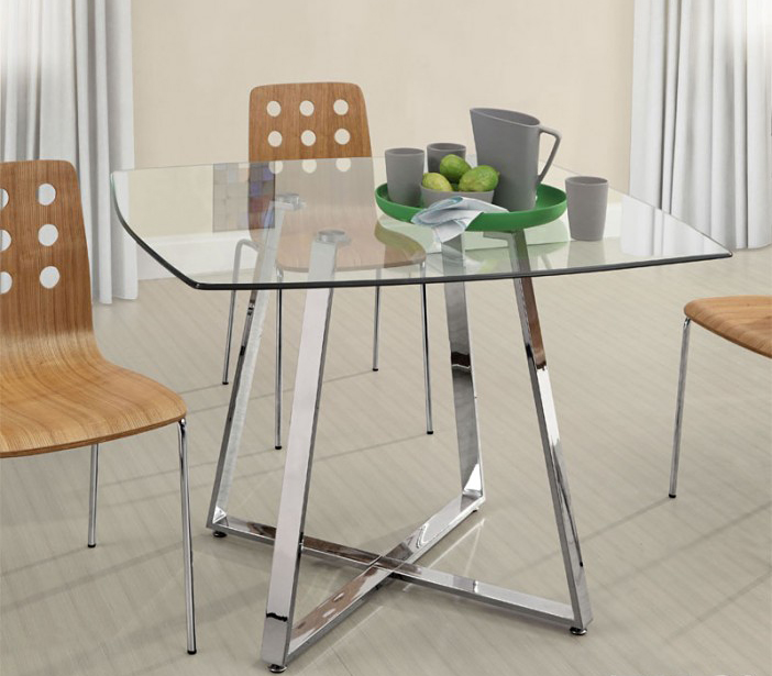 check out the brand new lemon drop dining room table by zuo at AdvancedInteriorDesigns.com