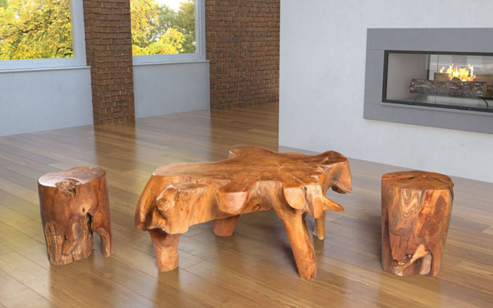 Advanced Interior Designs presents the Zuo Modern 404232 Broll Table
