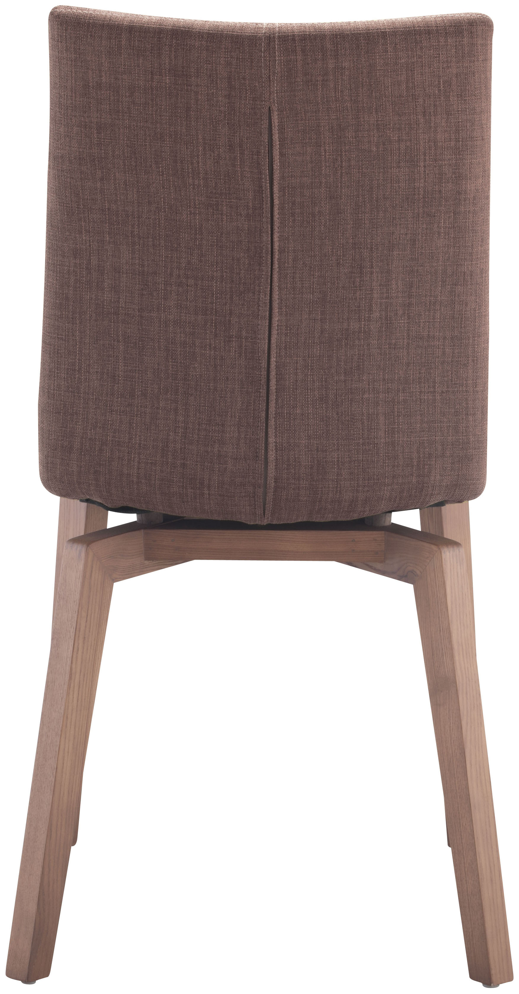 zuo modern orebro dining chair tobacco