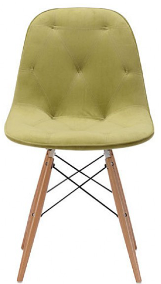 check out the new zuo modern probability green dining chair