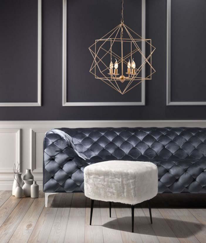 new ceiling lamp penta