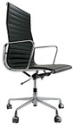 Aluminum Management Chair - High Back